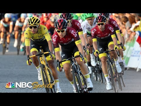 Tour de France 2019: Stage 21   EXTENDED HIGHLIGHTS   NBC Sports