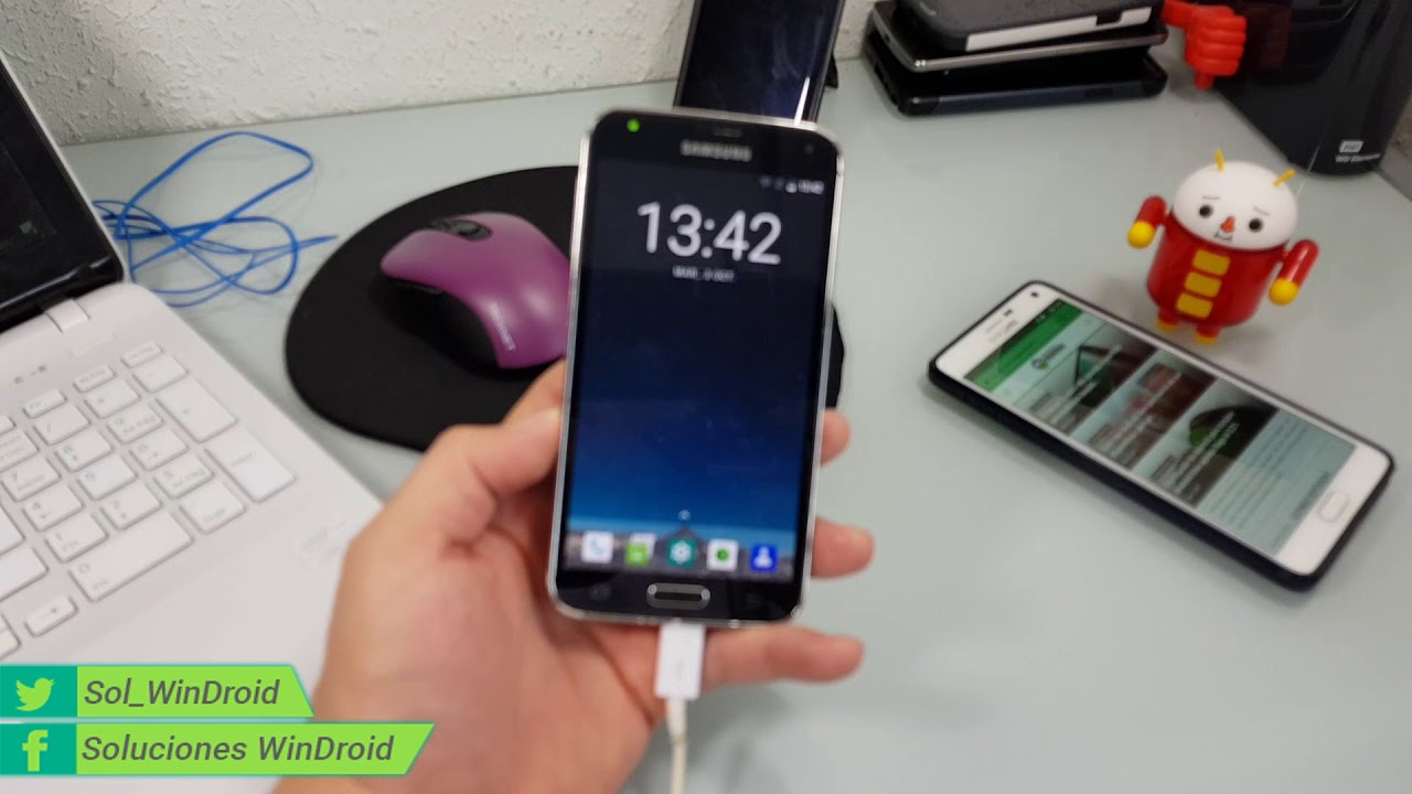 Android 8 0 Oreo para el Samsung Galaxy S5