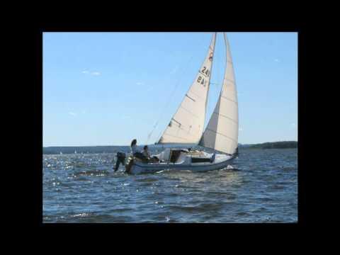A sailing minute - Lac St. Louis to Lac Des Deux Montagnes