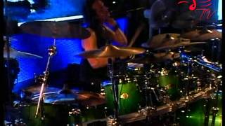 George Kollias (Nile) Live @ The PALM Expo 2011 in Mumbai, India - Part 1
