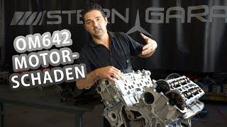 Stern Garage - 3.0 V6 CDI OM642 Motorschaden
