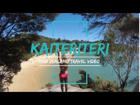 Summer Travel Video: Kaiteriteri, New Zealand | Georgia Taylor
