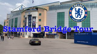 Stamford Bridge Tour - Home of Chelsea FC