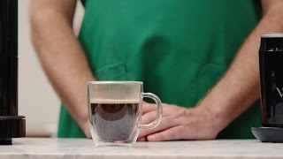 How to Make an Americano with your Verismo® V Brewer