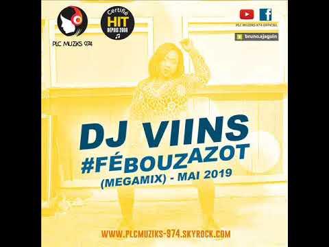 Deejay Viins - #FéBouzÀZot (Mégamix 1) - Mai 2019