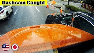 Ultimate North American Cars Driving Fails Compilation - 147 [Dash Cam Caught Video]