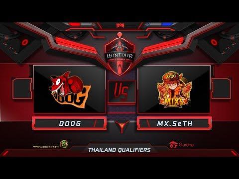 HTW : Thailand qualifiers Final winner brackets