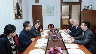 AZERTAC, Yonhap to work together to improve OANA activities