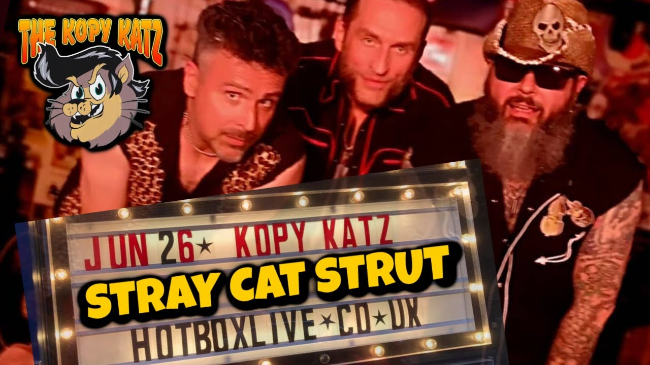 We are back! The Kopy Katz take Hot Box by storm