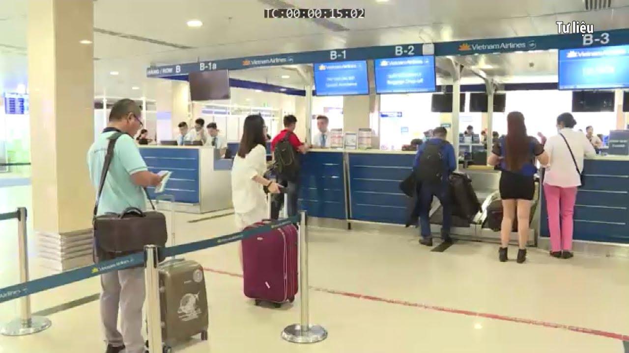 Hướng dẫn theo dõi lịch bay sân bay Tân Sơn Nhất