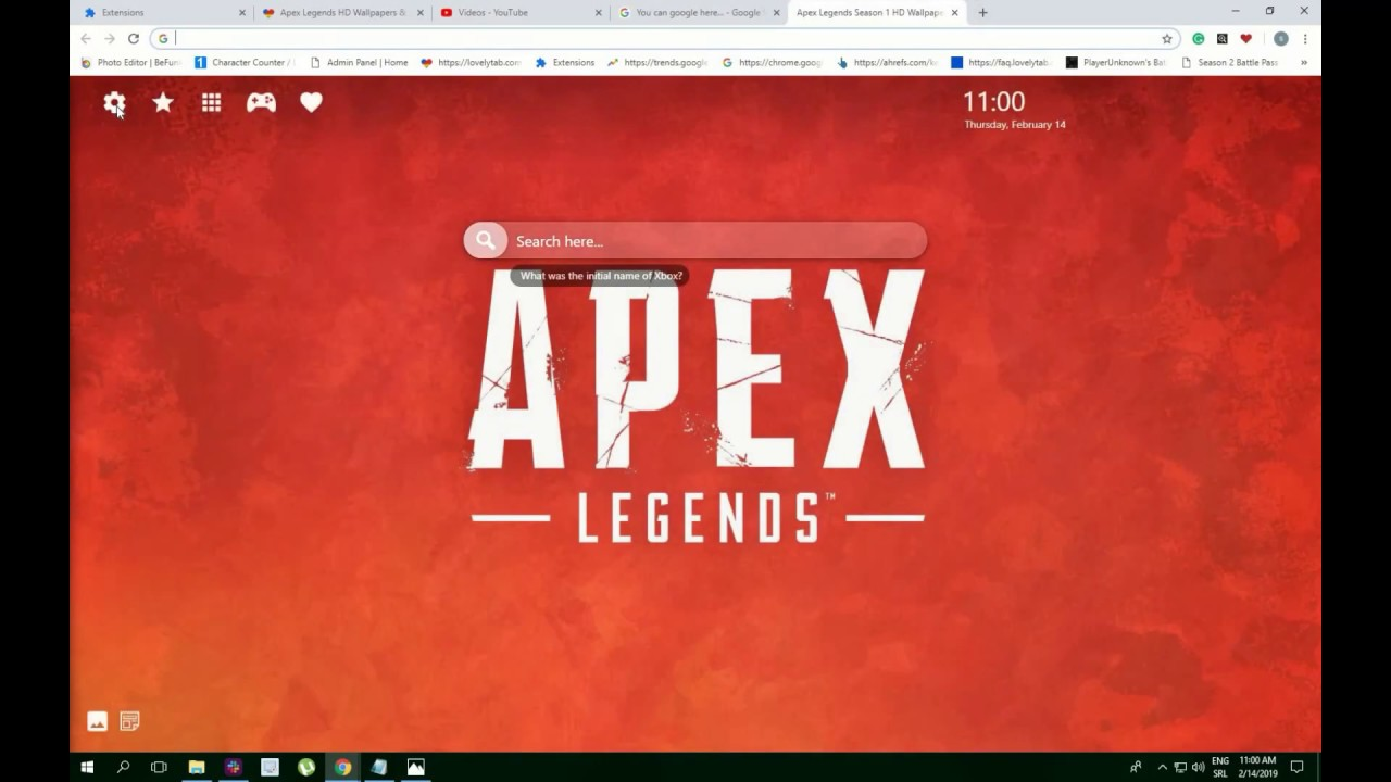 Roblox Admin Panel 2019 Feb Apex Legends Season 1 Hd Wallpaper Theme Chrome Web Store