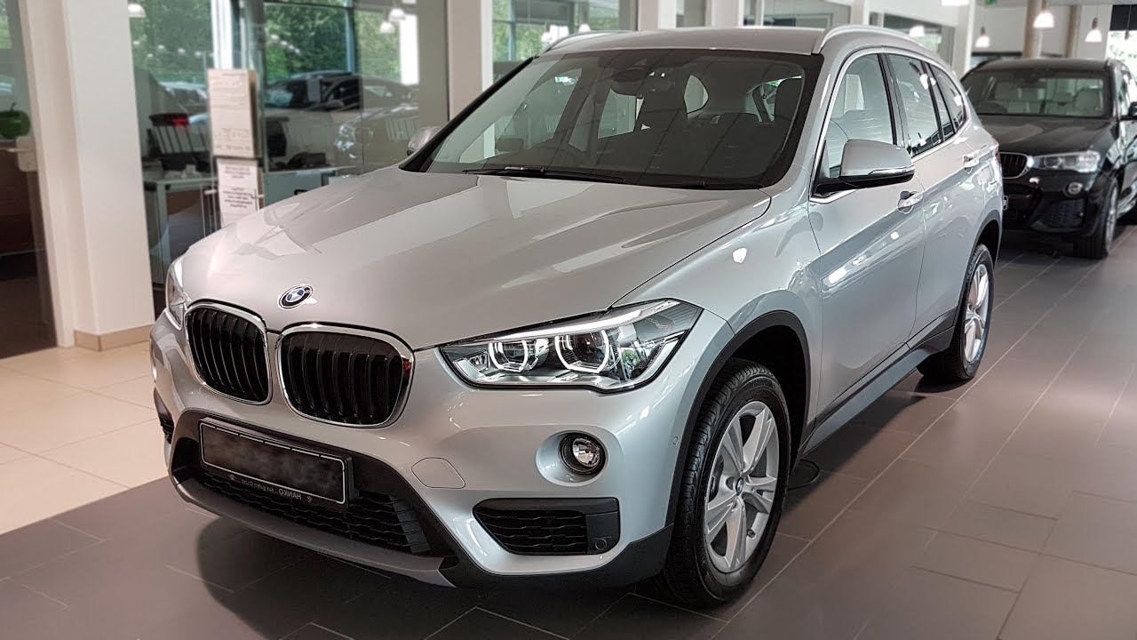 2018 BMW X1 sDrive18d Modell Advantage | -[BMW.view ...