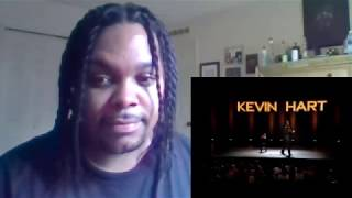 Baby Dyce Reacts to - Kevin Hart (First Time Cursing)