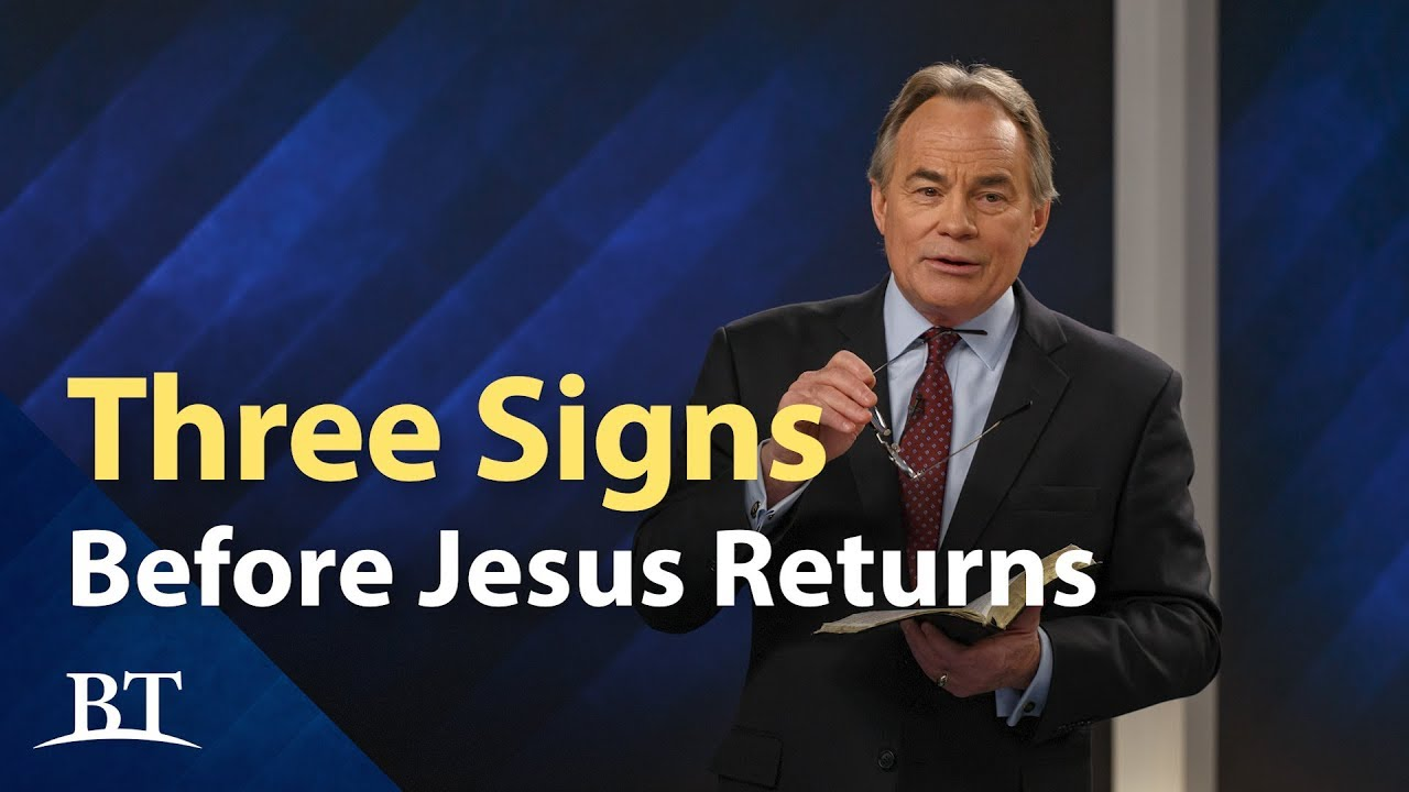 Beyond Today -- Three Signs Before Jesus Returns