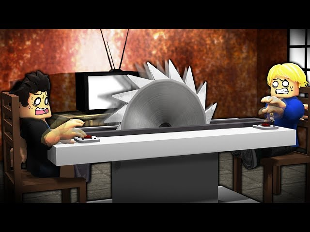 We Played Roblox Saw Against Eachother Youtube - roblox bloxburg truth or lie experiment gaiia