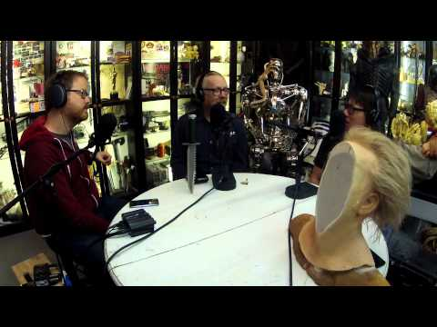 Travelling Like a Rock Star - Still Untitled: The Adam Savage Project - 11/19/2013