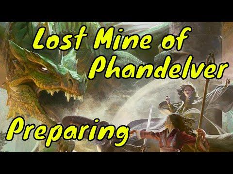 Preparing The Lost Mine Of Phandelver (DM Guide)