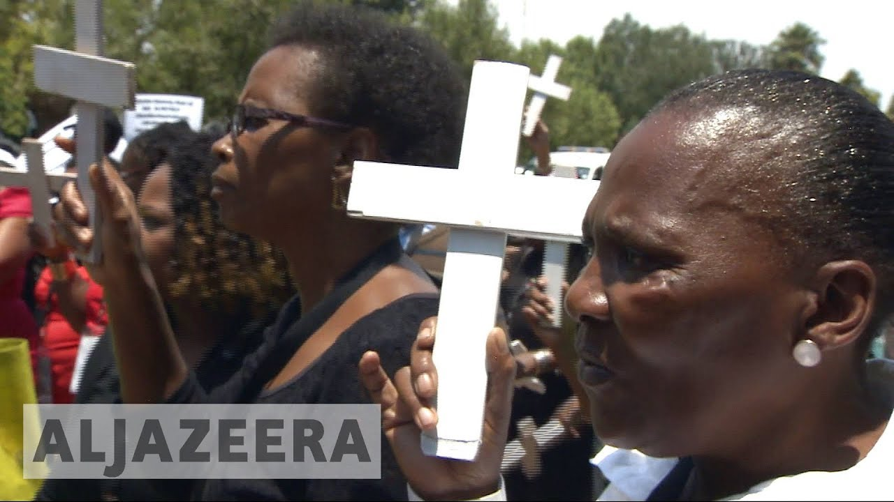 🇿🇦 South Africa care deaths: Disgraced official apologises