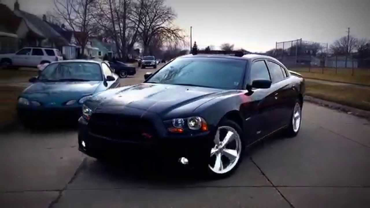 Notorious Joe 2014 Dodge Charger R T Rollin In Detroit