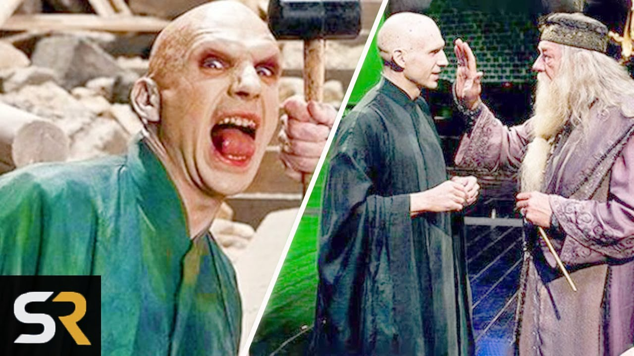 25 Behind The Scenes Secrets From The Harry Potter Movies Youtube