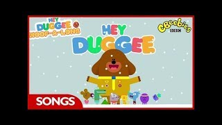 Hey Duggee Songs Compilation | Christmas Woof-a-long! | CBeebies