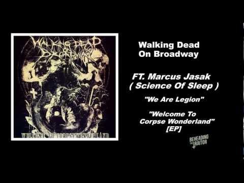Walking Dead On Broadway - We Are Legion (New Song!) [HD] 2012