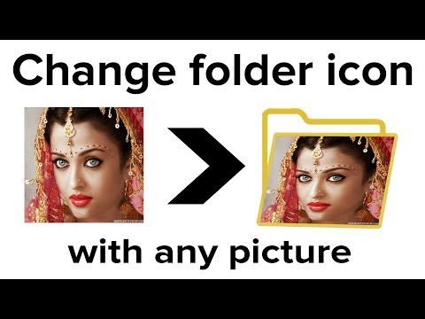 Change Folder Icon With Any Picture || KB Tech