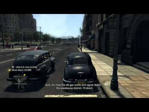 L.A. Noire - example gameplay footage #2 and game freezing up (720p HD) - Xbox 360 - DVDfeverGames
