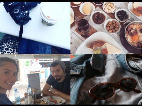 VLOG | Kahvaltı, Bit Pazarı, Küf Vintage, Starbucks