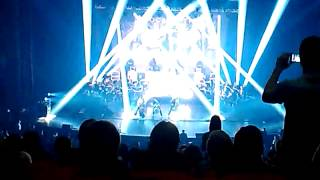 Apocalyptica, Live in Moscow 2014