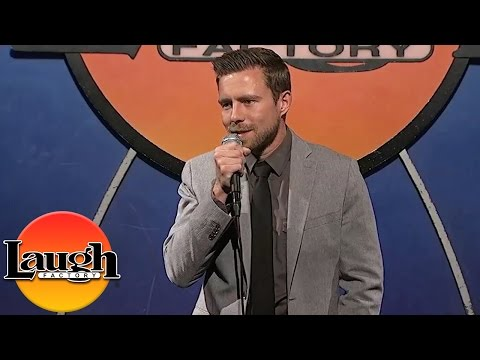 Adam Yenser - The Economy (Stand up Comedy)