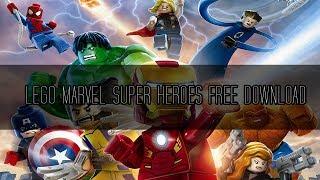 Lego Marvel Super Heroes Download Free. WORKING!