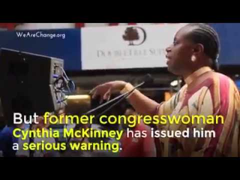 Cynthia Mckinney PhD on Pedogate | #Pizzagate - The Free Thought Project