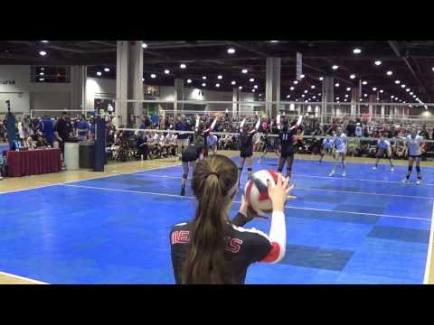 Memphis Metro 141 Elite Vs WAVE Chad Big South 2014