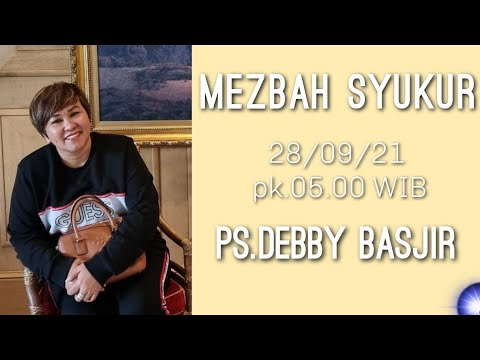 Download MEZBAH SYUKUR (PAGI) - 28/09/21 - pk.05.00 WIB #mezbahsyukurdb