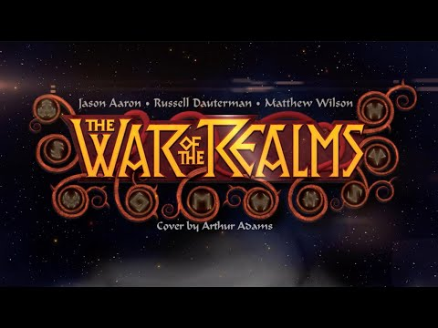 WAR OF THE REALMS Teaser Trailer | Marvel Comics