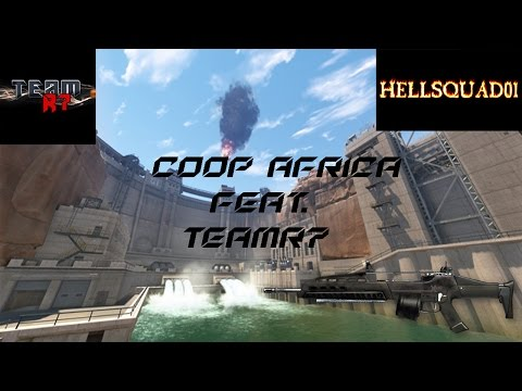 #Warface - Coop Africa! Feat. Team R7