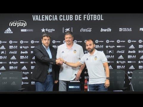 VALENCIA CF I LUBO PENEV WAS APPOINTED VCF MESTALLA HEAD COACH