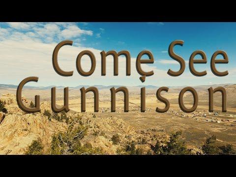 Visit Gunnison, Colorado 2016
