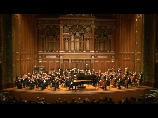 Brahms Piano Concerto No. 1 Op. 15