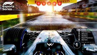 F1 Esports Spain Qualifying Race