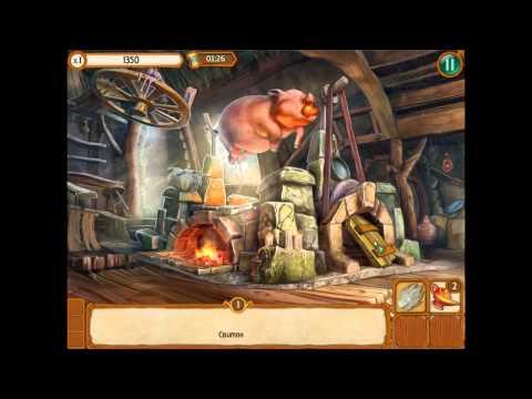 Тайна острова Дракона - геймплей