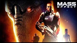 Mass Effect All Cutscenes (Game Movie) Full Story Complete Paragon Edition 1080 60FPS PC
