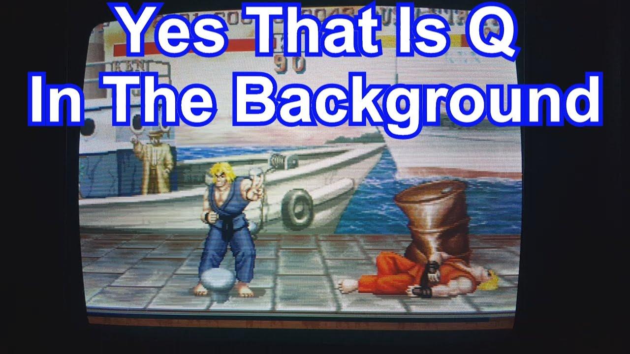 Street Fighter II Bootlegs Pandoras Box 4 Arcade Gameplay