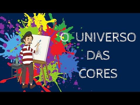 O UNIVERSO DAS CORES - CORRIG. - 2020