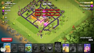 Live | Clash of Clans | Completing Clan Games | Using Magic Item Training Portion