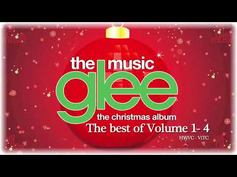 All Christmas Songs From Glee  - The Best of Album Volumes 1 - 4