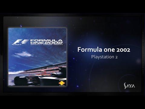 Découverte : Formula one 2002 (PS2) FR
