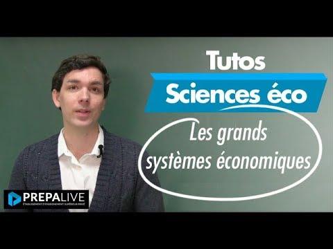 Les grands systèmes économiques