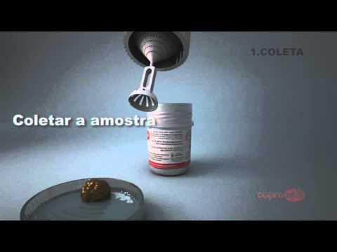 Видео Coleta de exames laboratoriais